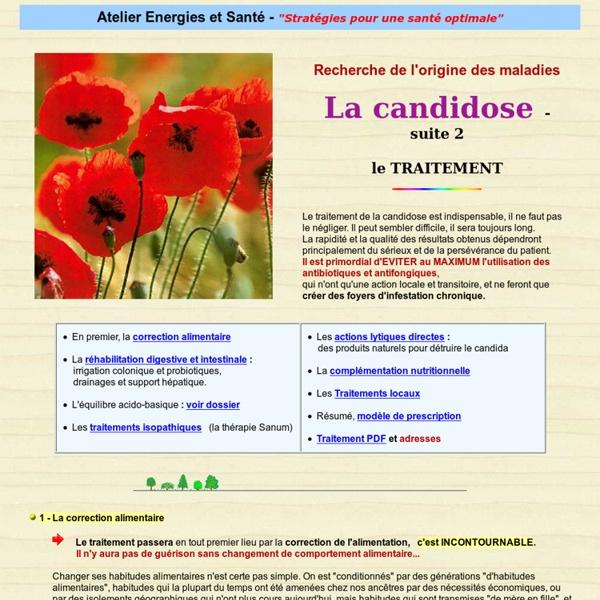 Candida2-traitement