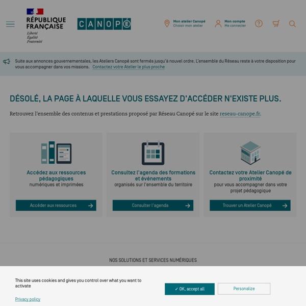 SCÉRÉN/CRDP Nord-Pas de Calais