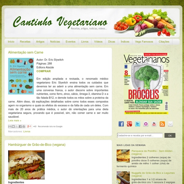 Cantinho Vegetariano