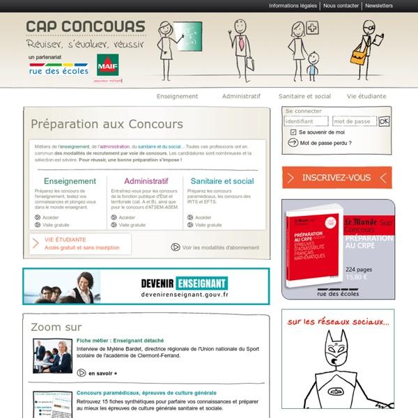 Cap Concours