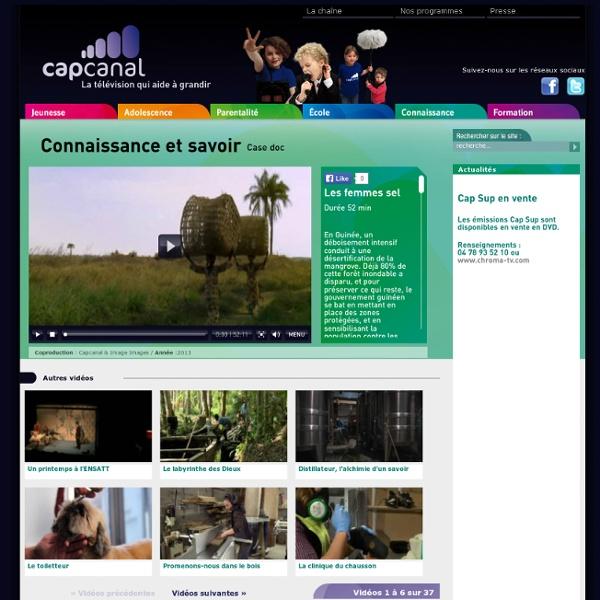 Cap Canal, la télévision qui aide à grandir