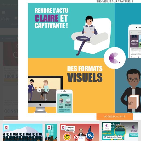 cFactuel - Le média qui rend l'actu simple et captivante !