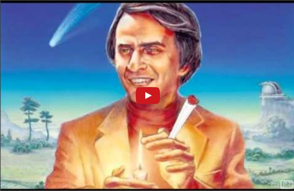 Carl Sagan on marijuana