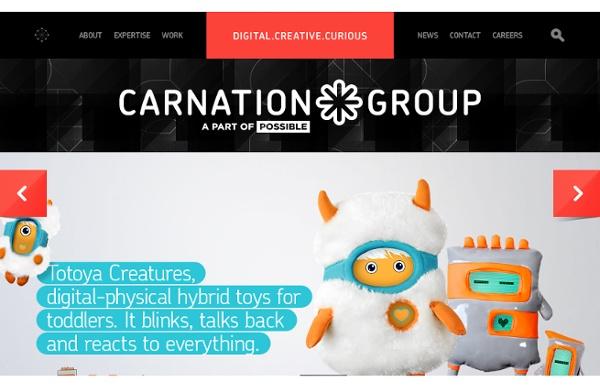 CarnationGroup - digital.creative.curious.