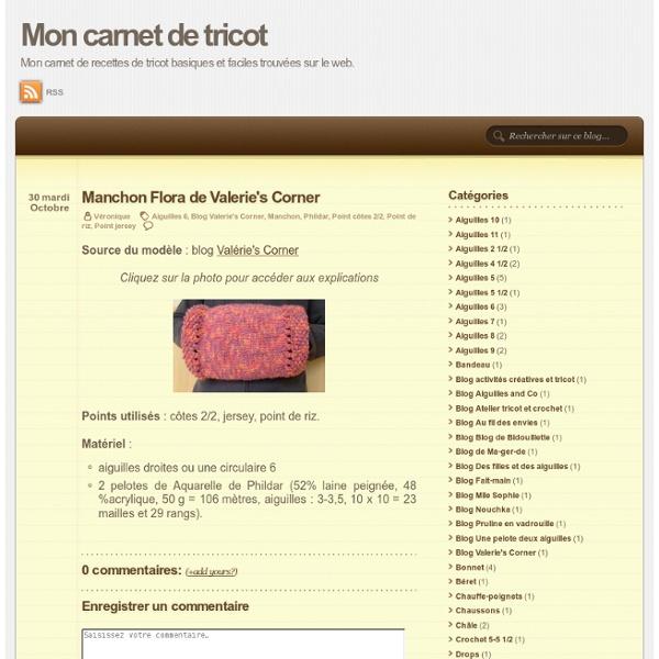 Manchon Flora