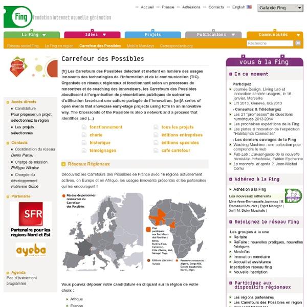 Carrefour des Possibles