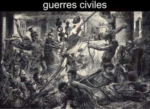 Jules César: une carrière illustrant la fin de la République de Rome