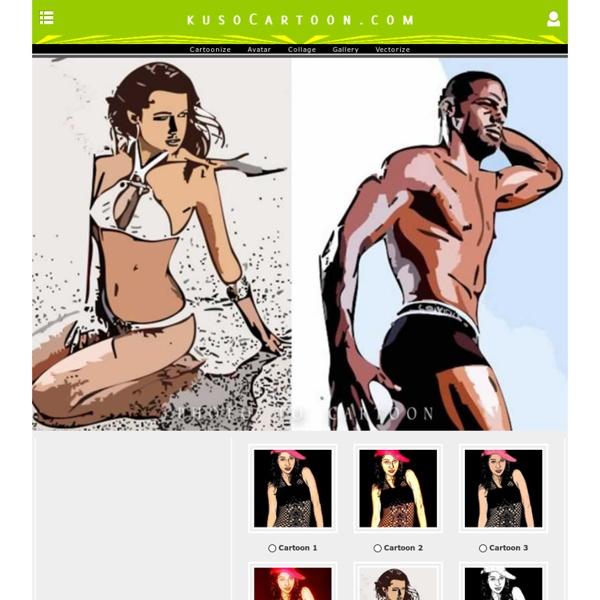 Easy to Cartoonize Your Photos Online - Free Photo to Cartoon Converter