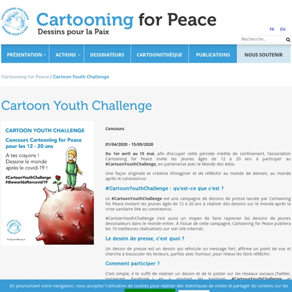 Cartoon Youth Challenge