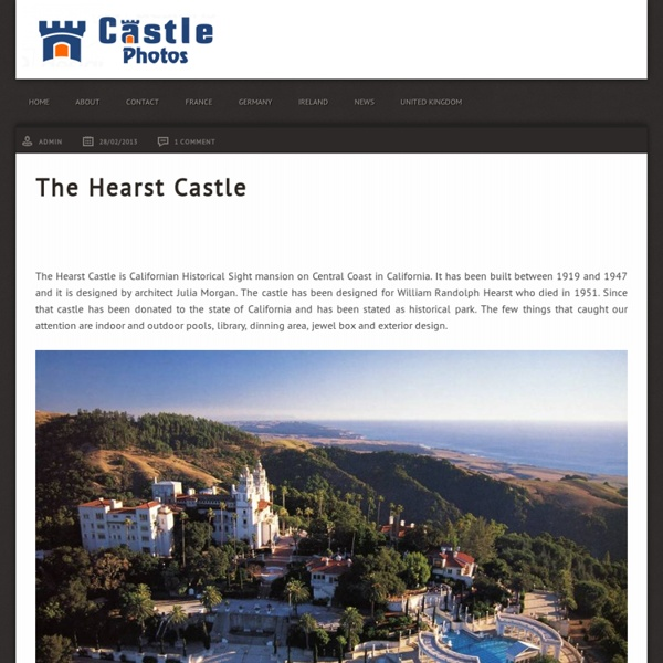 Castles - Medieval and Pictures of