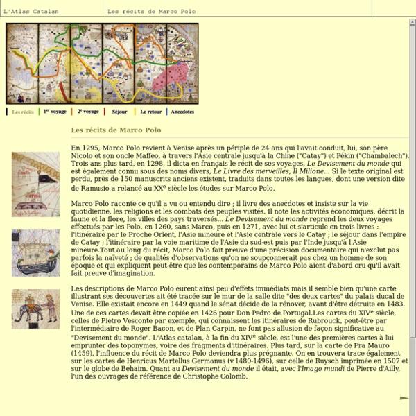 Catalan - Marco Polo - Les récits de Marco Polo