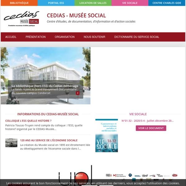 Centre d'études, de documentation, d'information et d'action sociales
