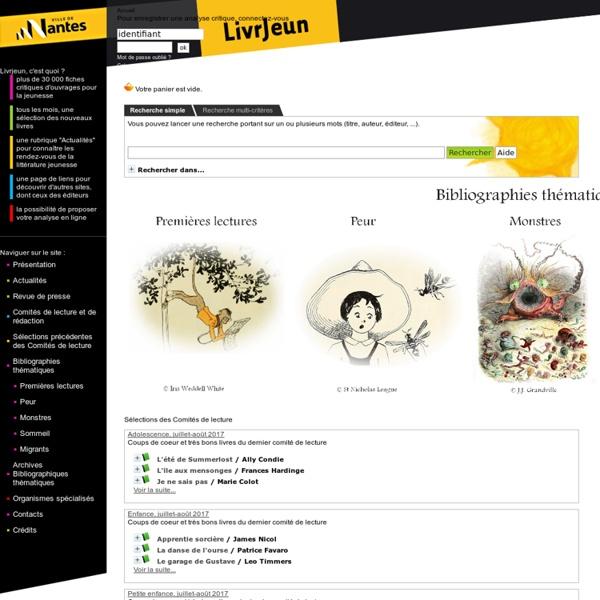 Catalogue en ligne .