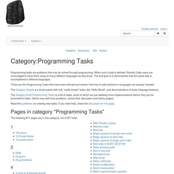 Category:Programming Tasks