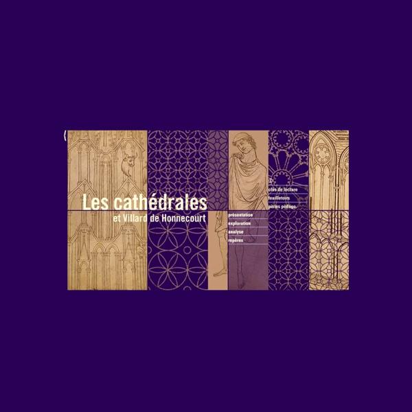 Bnf - Les cathédrales et Villard de Honnecourt [expo virtuelle]