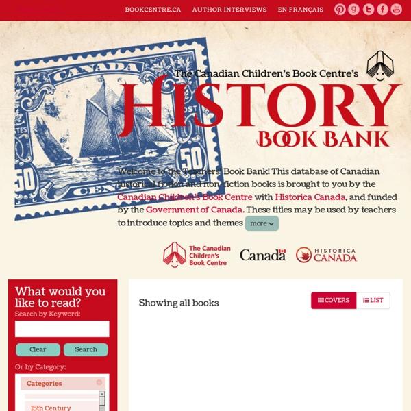 Teacher's Book Bank - CCBC