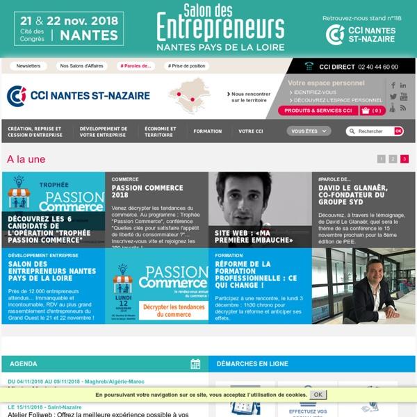 CCI Nantes Saint Nazaire