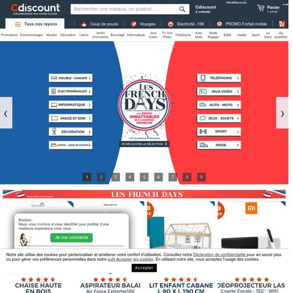 n 1 du e commerce tous vos achats prix discount pearltrees. Black Bedroom Furniture Sets. Home Design Ideas