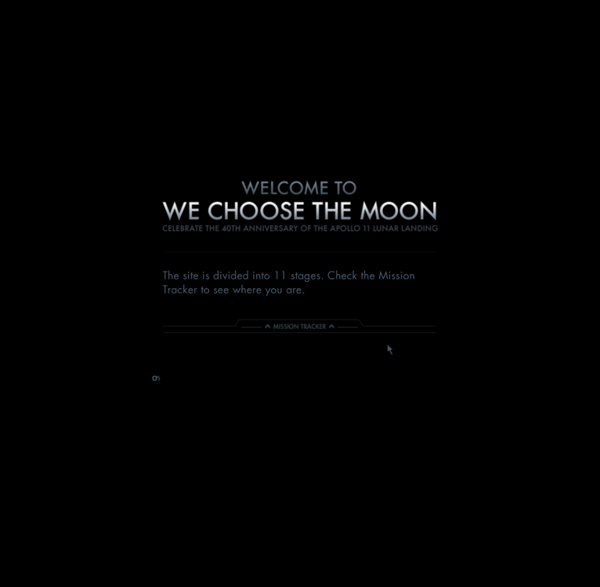 We Choose the Moon: Pre-launch