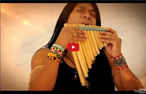 Leo Rojas - musique des Andes.
