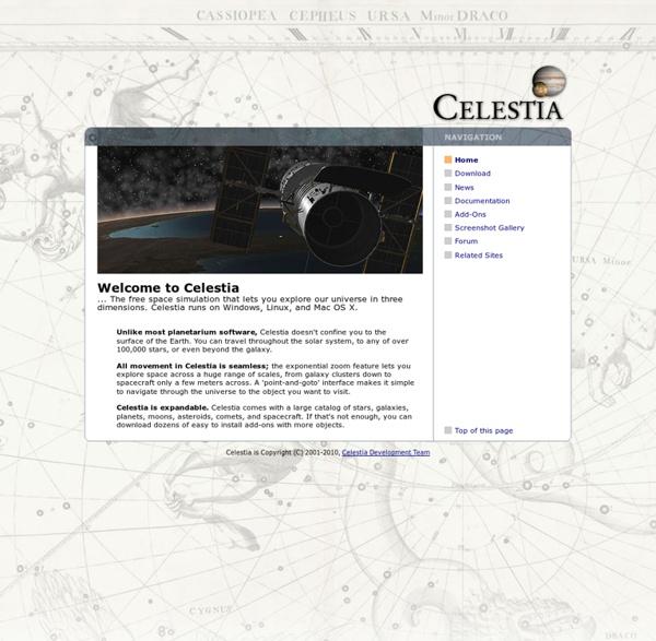 Celestia: Home