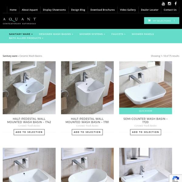 Price Of Wash Basin