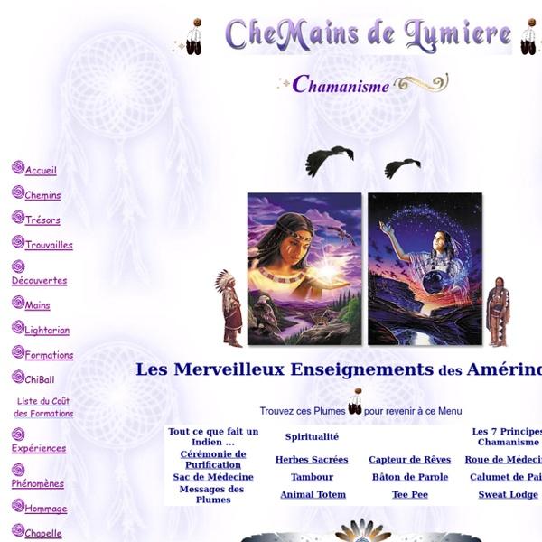 Chamanisme Amérindien