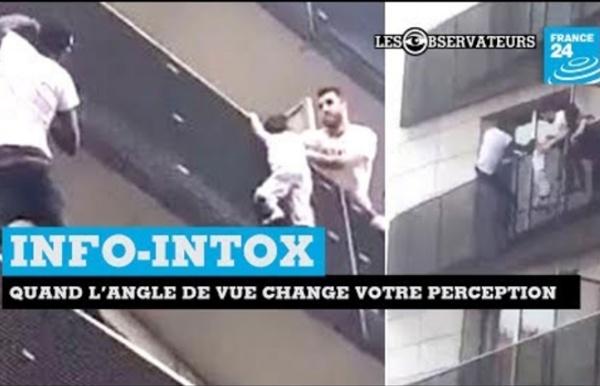 INFO-INTOX #3 - Quand l'angle de vue peut changer votre perception (émission du 4 juin)