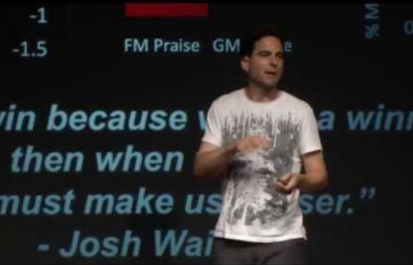 Social Media Changing Learning: Eduardo Briceno at TEDxManhattanBeach