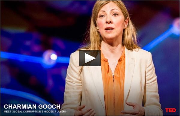 Charmian Gooch: Meet global corruption's hidden players