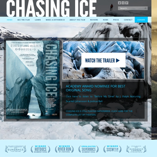 The Award-Winning Documentary on Climate Change