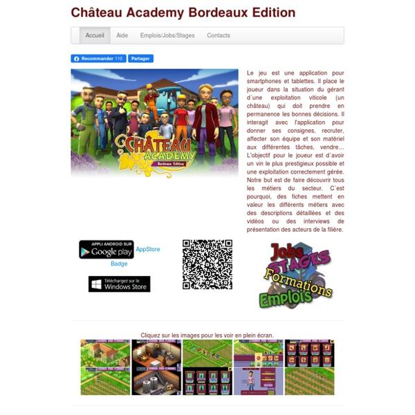 Château Academy Bordeaux