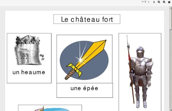 Www.gommeetgribouillages.fr/Imagier/chateauimages.pdf