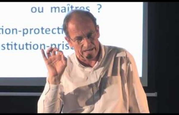 Etienne Chouard - Chercher la cause des causes - TEDxRepubliquesquare