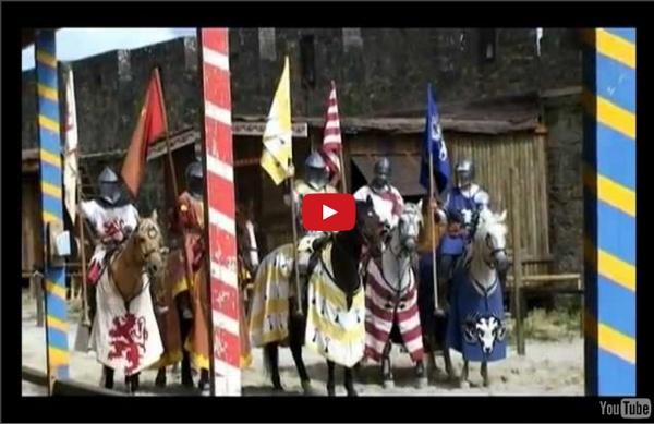 Grand tournoi de chevalerie dans les lices de la Cité de Carcassonne (la version complète)