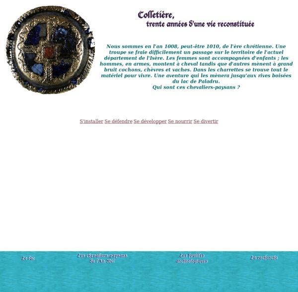 Les Chevaliers Paysans : introduction