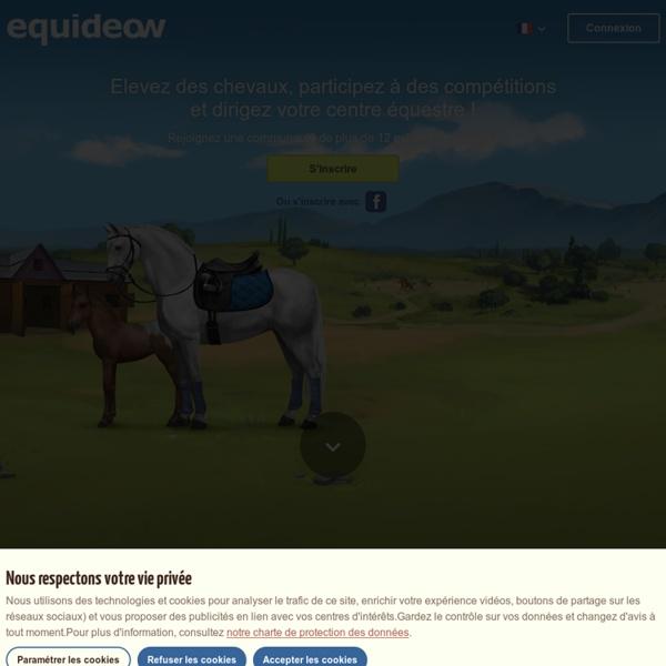 Elevez des chevaux et dirigez un centre équestre - Equideow Ouranos