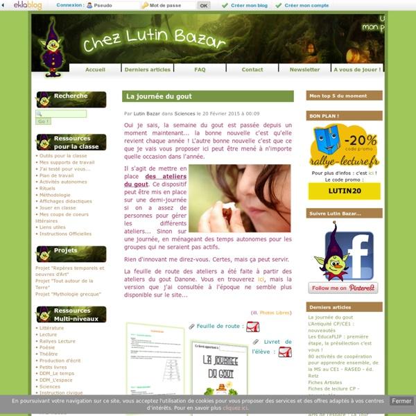 Chez Lutin Bazar -