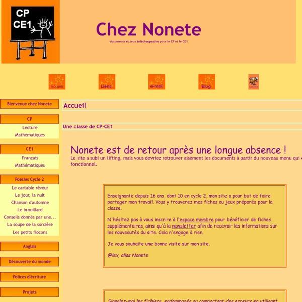 Chez Nonete