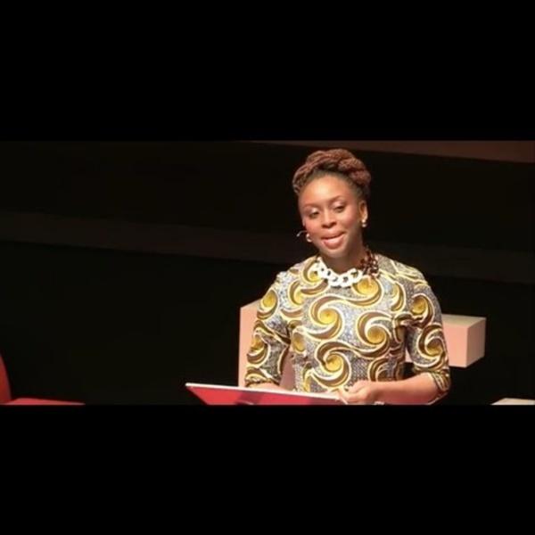 We should all be feminists - Chimamanda Ngozi Adichie at TEDxEuston
