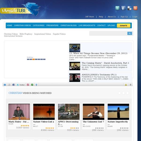Christian Video Sharing Network