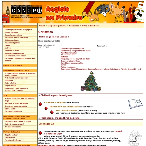 Ressources langues canope dijon