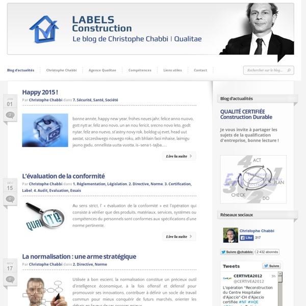 Le blog de Christophe Chabbi