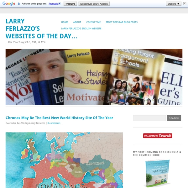 Chronas May Be The Best New World History Site Of The Year