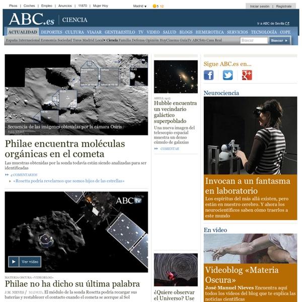 ABC NOTICIAS CIENCIA