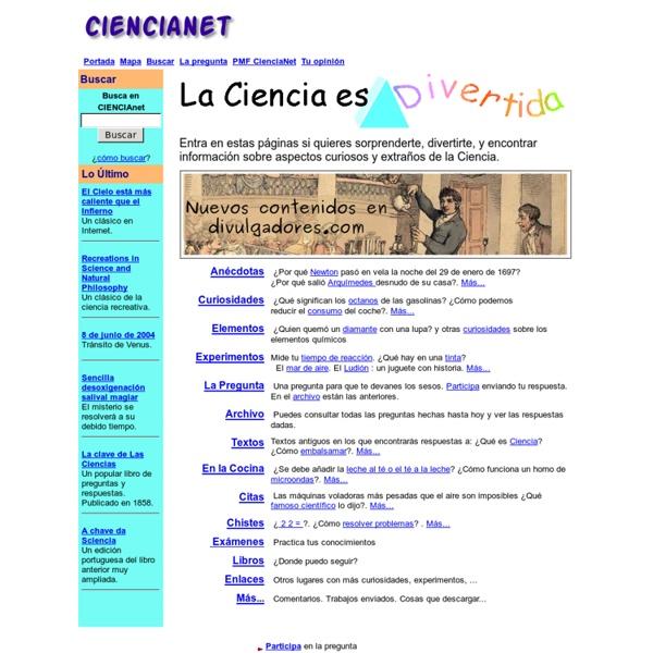 CIENCIAnet