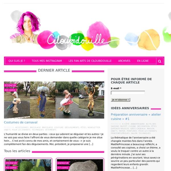 Le site des bidouilles de Cilou !!