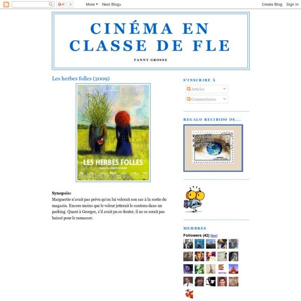 Cinéma en classe de FLE