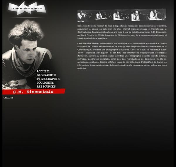 Dossier sur Eisenstein
