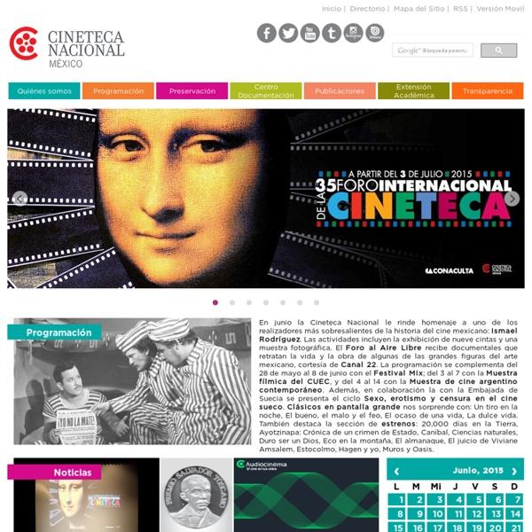 Cineteca Nacional MEXICO